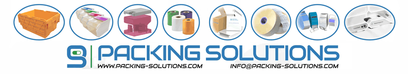 Packing solutions overview and logo