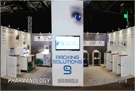 Packing Solutions Stand